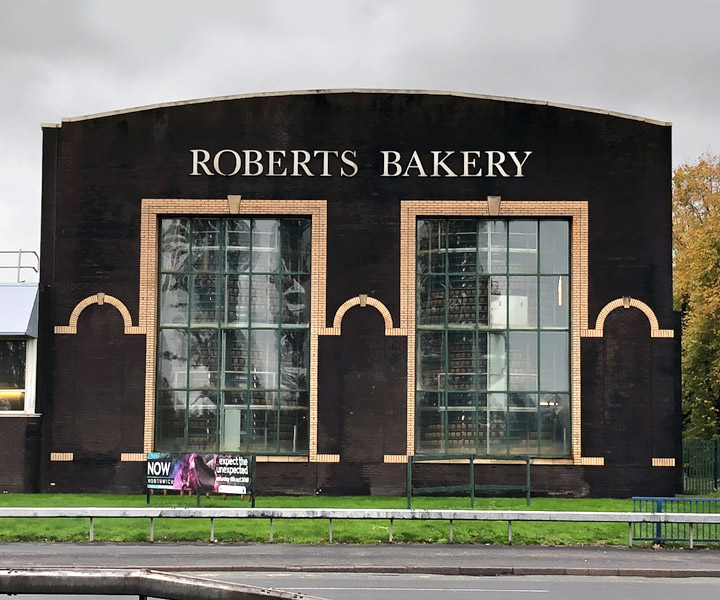 F Roberts & Sons Bakery
